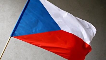Venkovní tištěné myslivecké vlajky se znakem a názvem sdružení