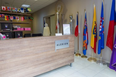 Geschäft Alerion