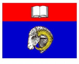 Flaggenentwurf für die Gemeinde Velký Beranov