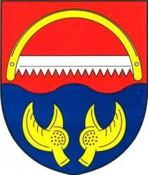 Wappenentwurf für die Gemeinde Rudolec