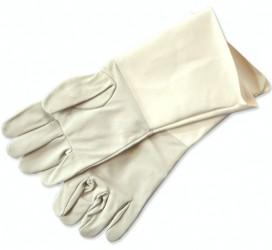 Lederhandschuhe für Fahnenträger