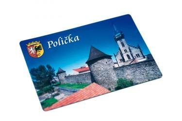 Magnetnadel für die Stadt Polička