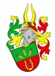Beispiel für eine bürgerliche Heraldik