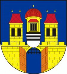 Wappenentwurf für die Gemeinde Jevišovice