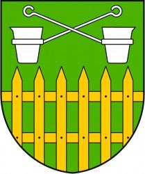 Wappenentwurf für die Gemeinde Obůrky