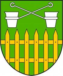 Wappenentwurf für Obůrky (Stadtteil von Blansko)