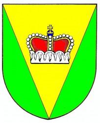 Wappenentwurf für Ústí (Bezirk Jihlava)