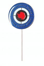 Kundenindividuelle Auftragsproduktion von gegossenen Abzeichen