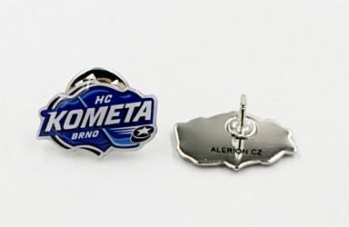 Abzeichen des Eishockeyklubs HC Kometa Brno