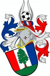 Persönliches bürgerliches Wappen von Herrn Rutar