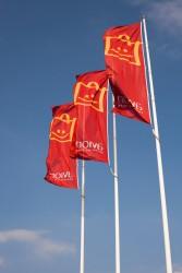 Werbeflaggen für AVION