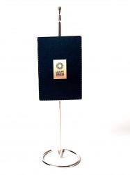 Ständer und Tischflaggen mit Firmenlogo bzw. mit Logo der Organisation