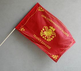 Universale Feuerwehrflagge für den Außenbereich