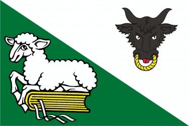 Flaggenentwurf für die Gemeinde Spělkov