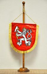 Bestickte Tischflaggen für Vereine