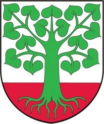 Wappen für die Gemeinde Klokočov