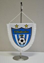 Stolní vlaječka s vlastní grafikou pro sportovní klub