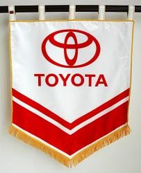 Tištěný znak Toyota