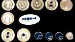 Výroba firemních odznaků a manžetových knoflíčků