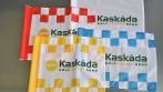 Golfové vlaječky pro golfový resort Kaskáda
