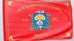 Venkovní vlajka hasičská, SDH Krasová