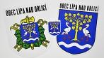 Samolepky se znakem a názvem hasičského sboru, realizace obec Lípa nad Orlicí