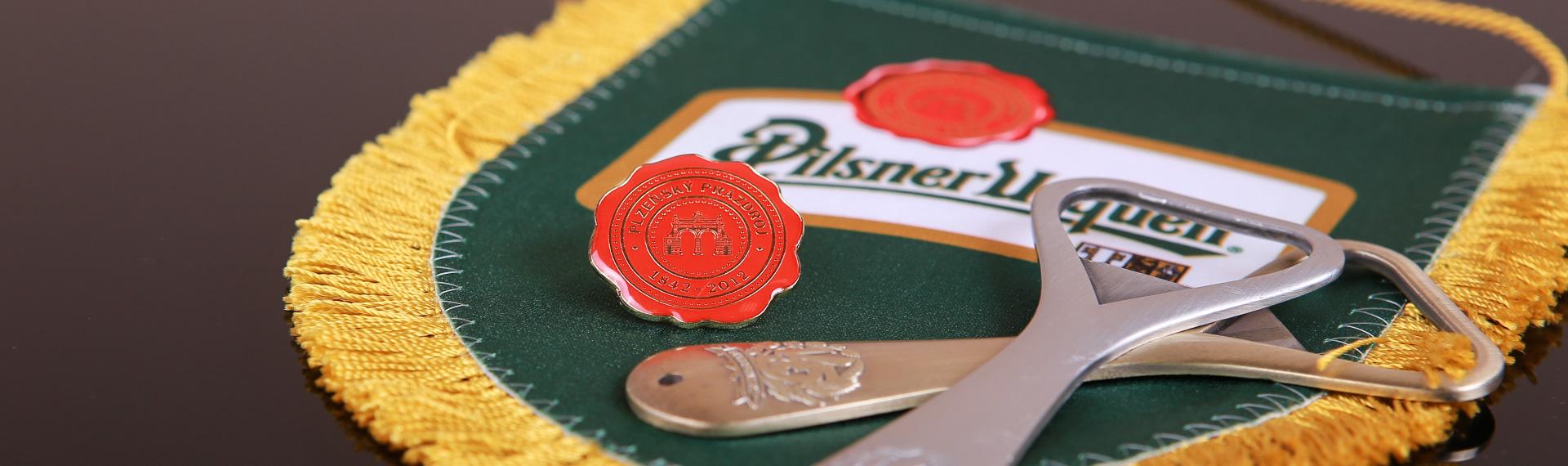 Kolekce symbolů pro pivovary